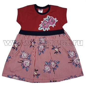 Платье Pink 9468 - фото 22391