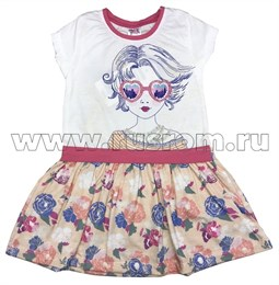 Платье Pink 9439 - фото 22394